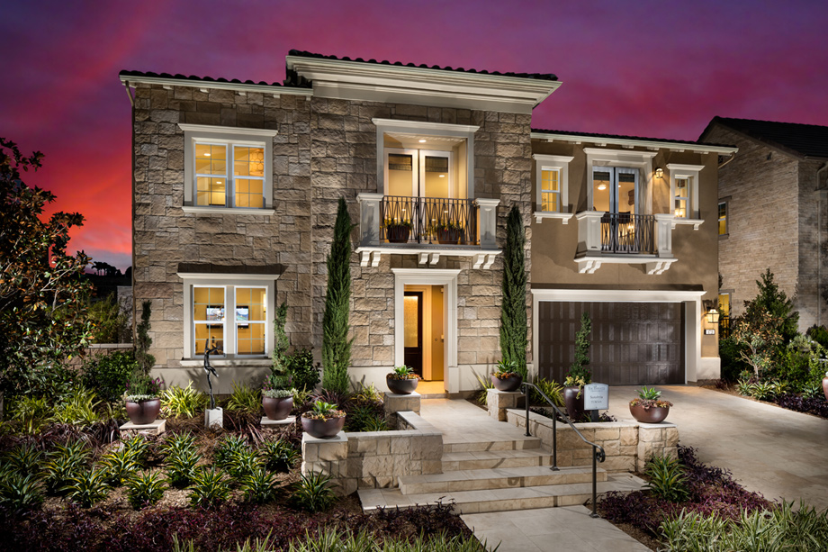 Toll Brothers - Toll Brothers at Robertson Ranch - The Terraces Photo