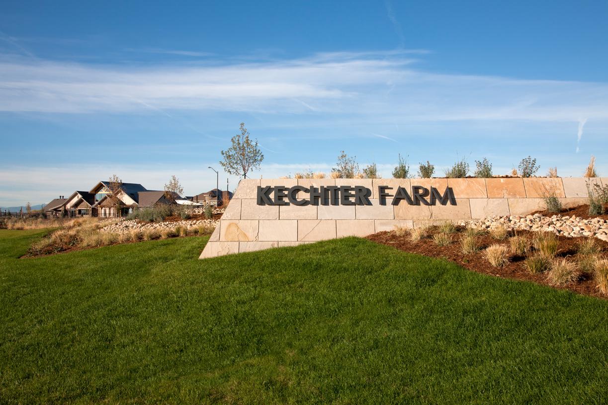 Kechter Farm community monument