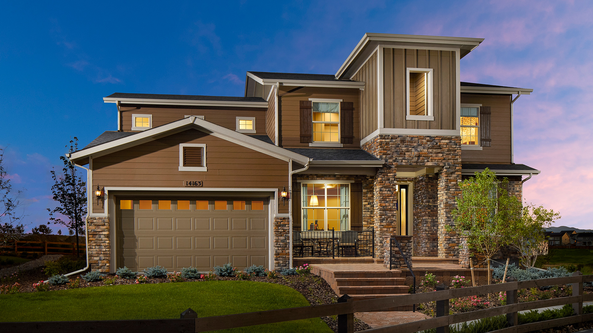 Fort Collins CO New Homes for Sale | The Preserve at Kechter