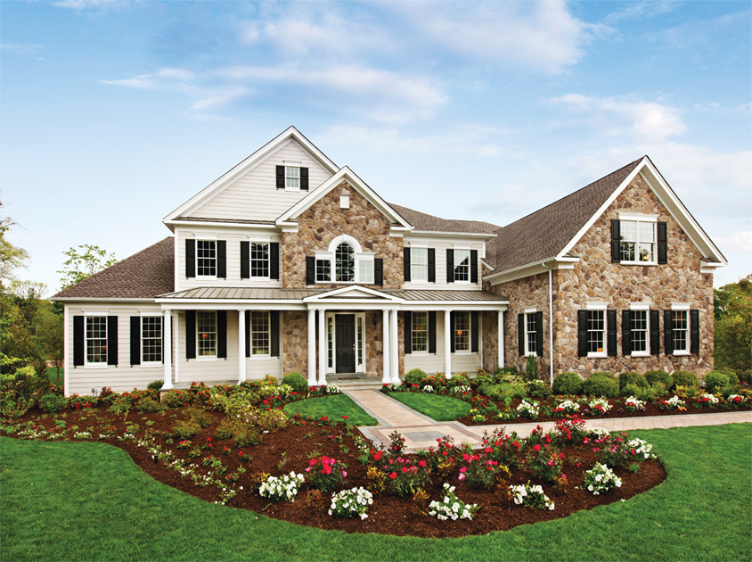 New luxury homes in olney md dan krell realtor real for Modern homes in maryland