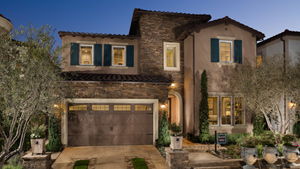 Toll Brothers - Bella Vista at Porter Ranch - Bluffs Collection Photo