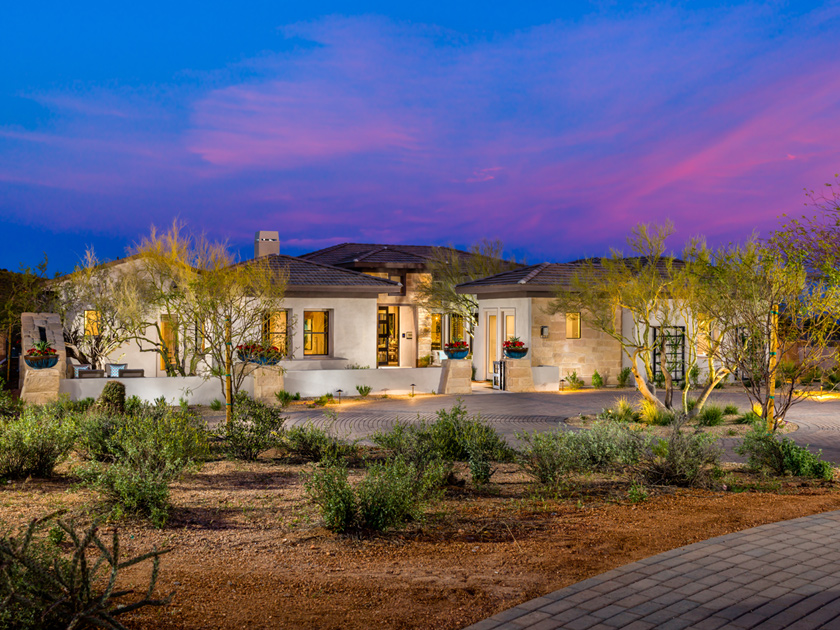 Cave Creek AZ New Homes For Sale Talon Ranch - Luxury homes in scottsdale az