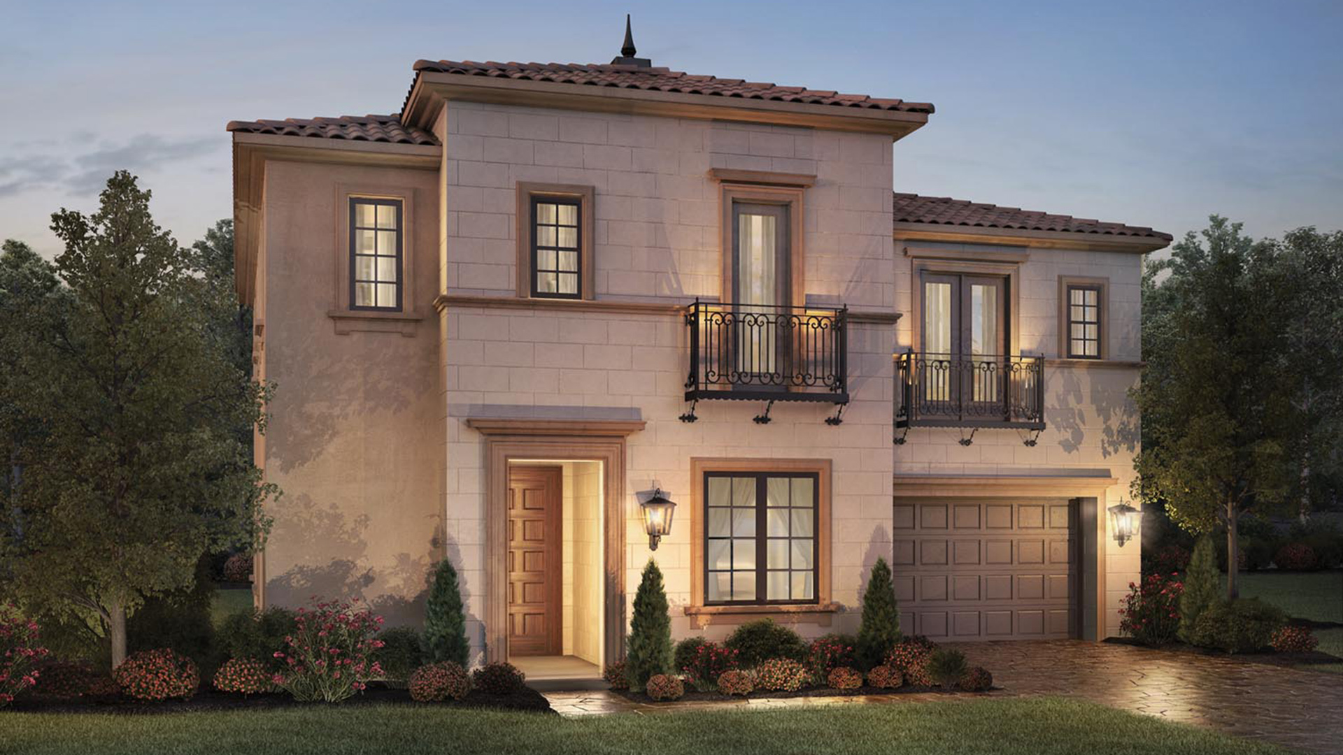 Andorra offers an exciting new community of single-family homes within the master plan community of Gale Ranch.