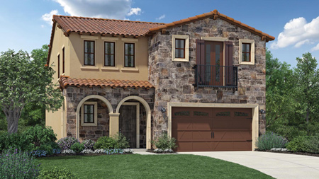 Click to visit the Romana at Gale Ranch's page