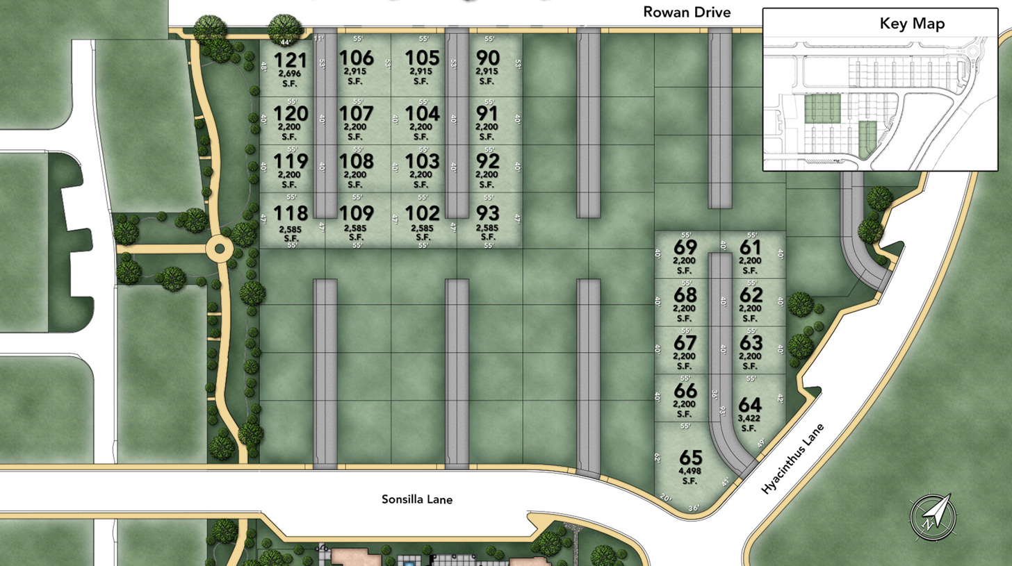 quick delivery homes at gale ranch gale ranch qdh 243573 at gale ranch site plan iiposante