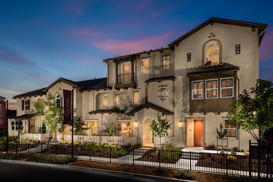 Cantera's collection of luxury townhomes offers a perfect blend of luxury and low-maintenance lifestyle