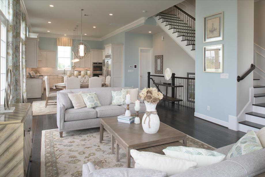 Houston tx new homes for sale somerset green - Model homes interiors ...