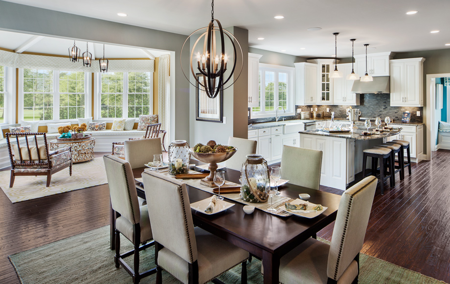 Toll Brothers - The Preserve at Canton Photo