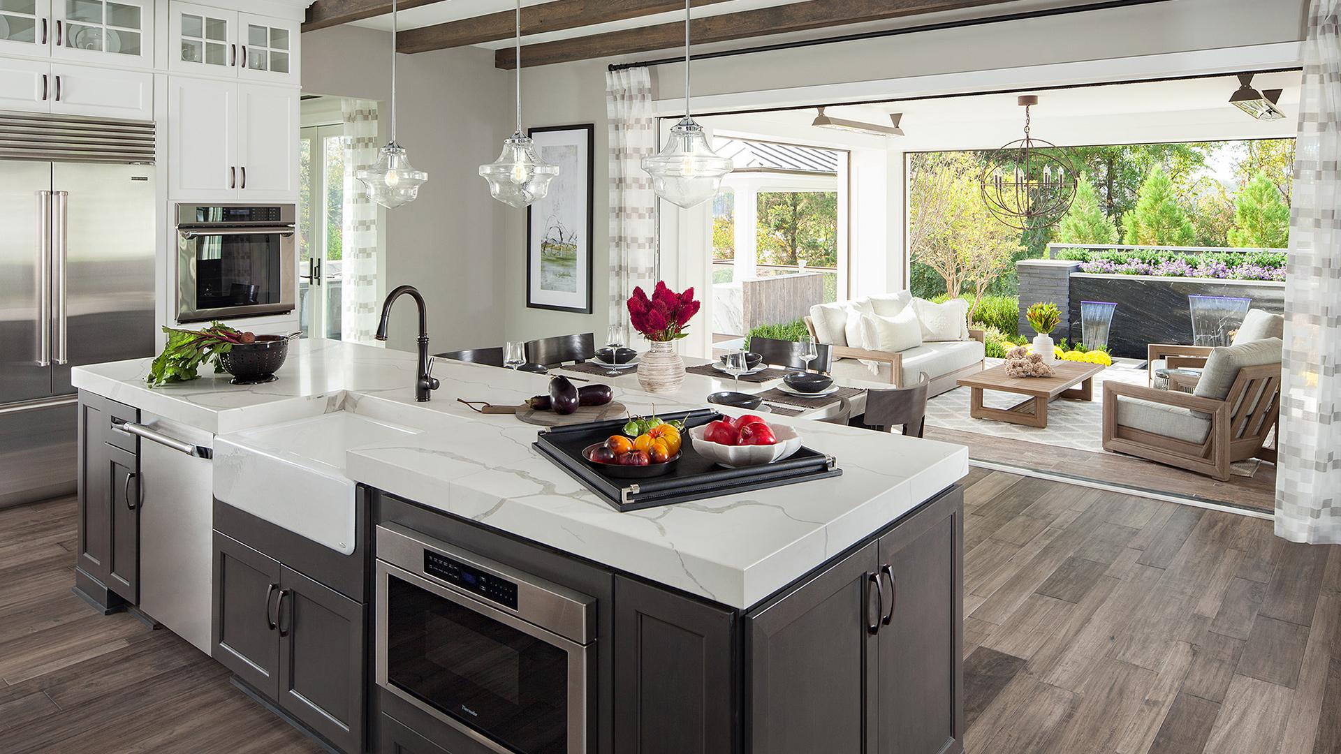 The best indoor/outdoor living spaces