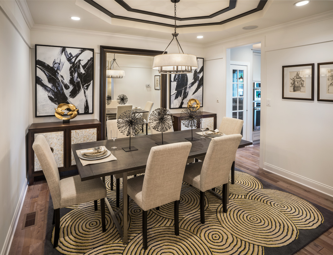 Barbour dining room