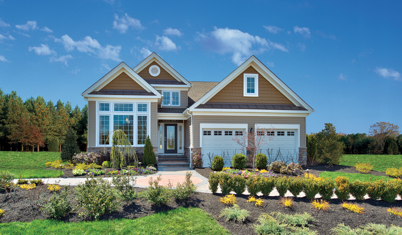 New Homes in Morristown NJ - New Construction Homes | Toll