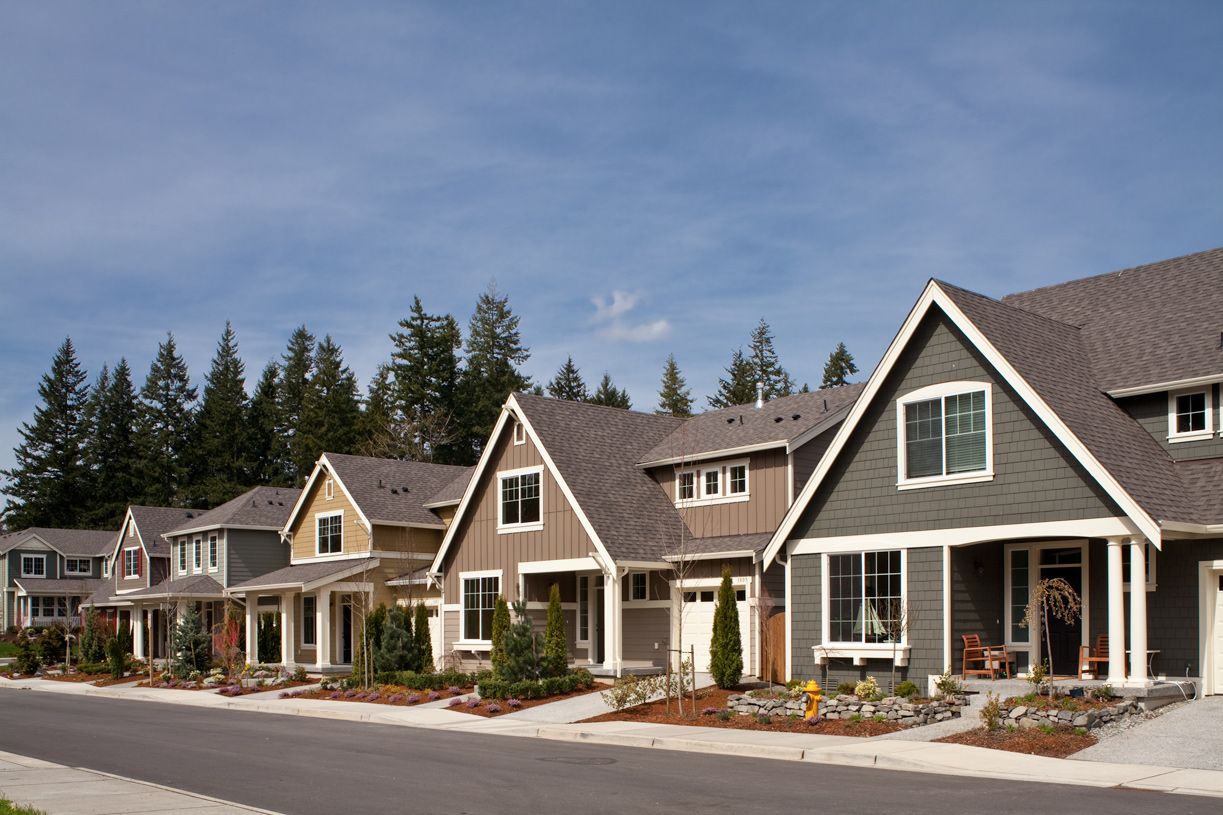 New Construction Homes In Bothell Wa