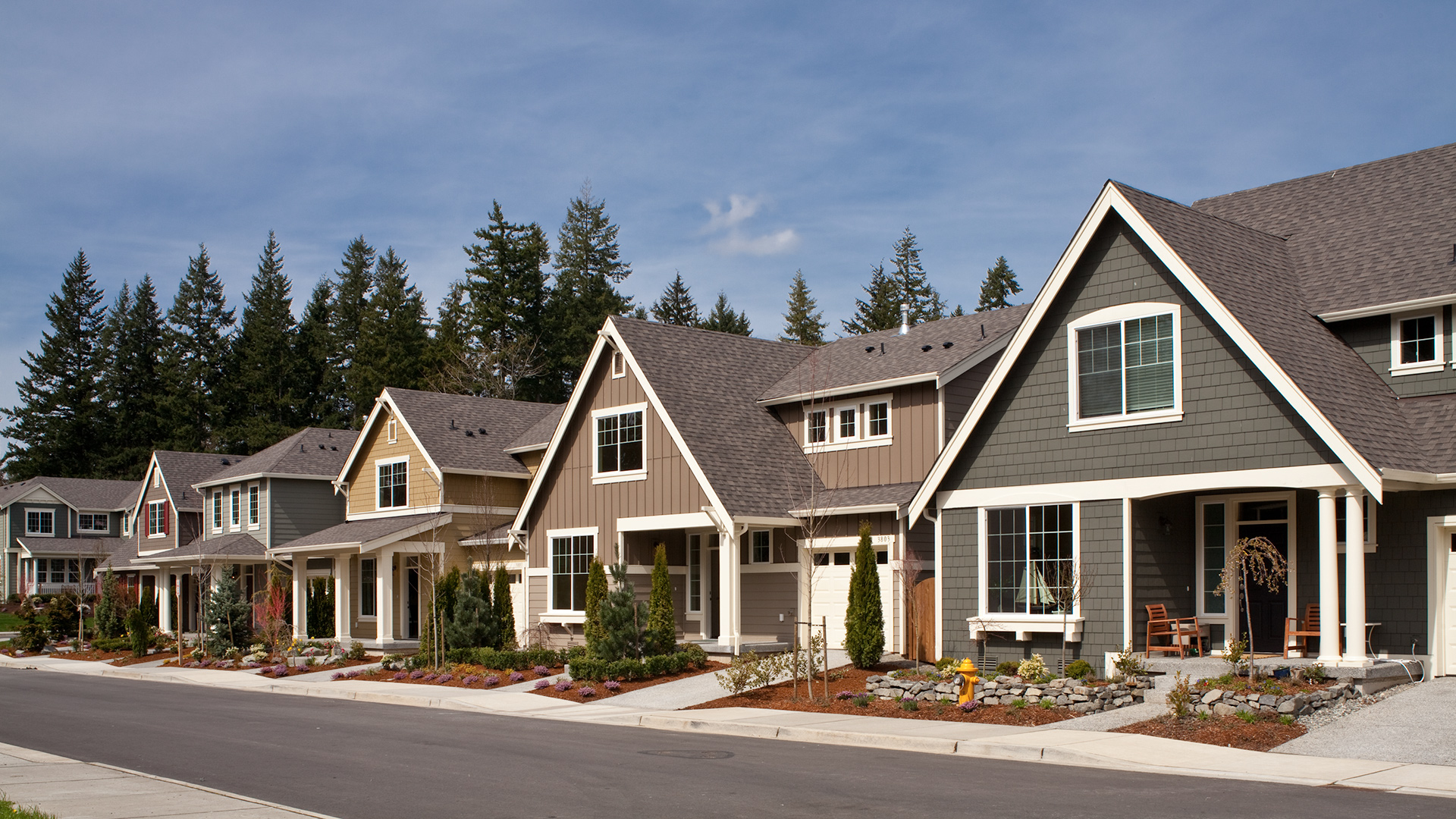 New Homes For Sale In Mill Creek Wa