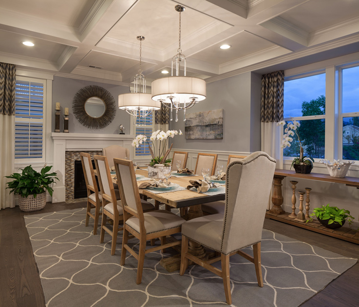 Loving This Open Concept By Tollbrothers: New Luxury Homes For Sale In Kirkland, WA