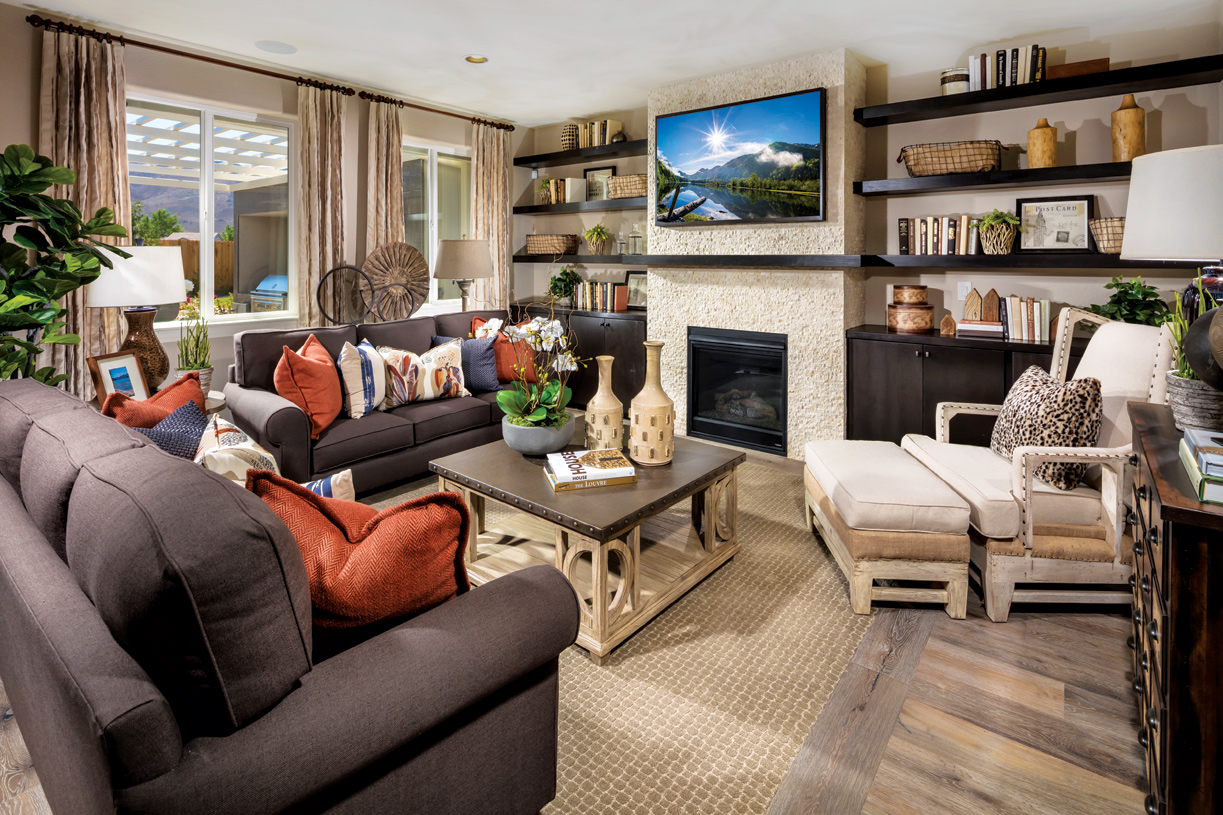 Regency at Damonte Ranch - Tamarack Collection