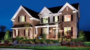 Toll Brothers - The Woodlands at Island Lake of Novi Photo
