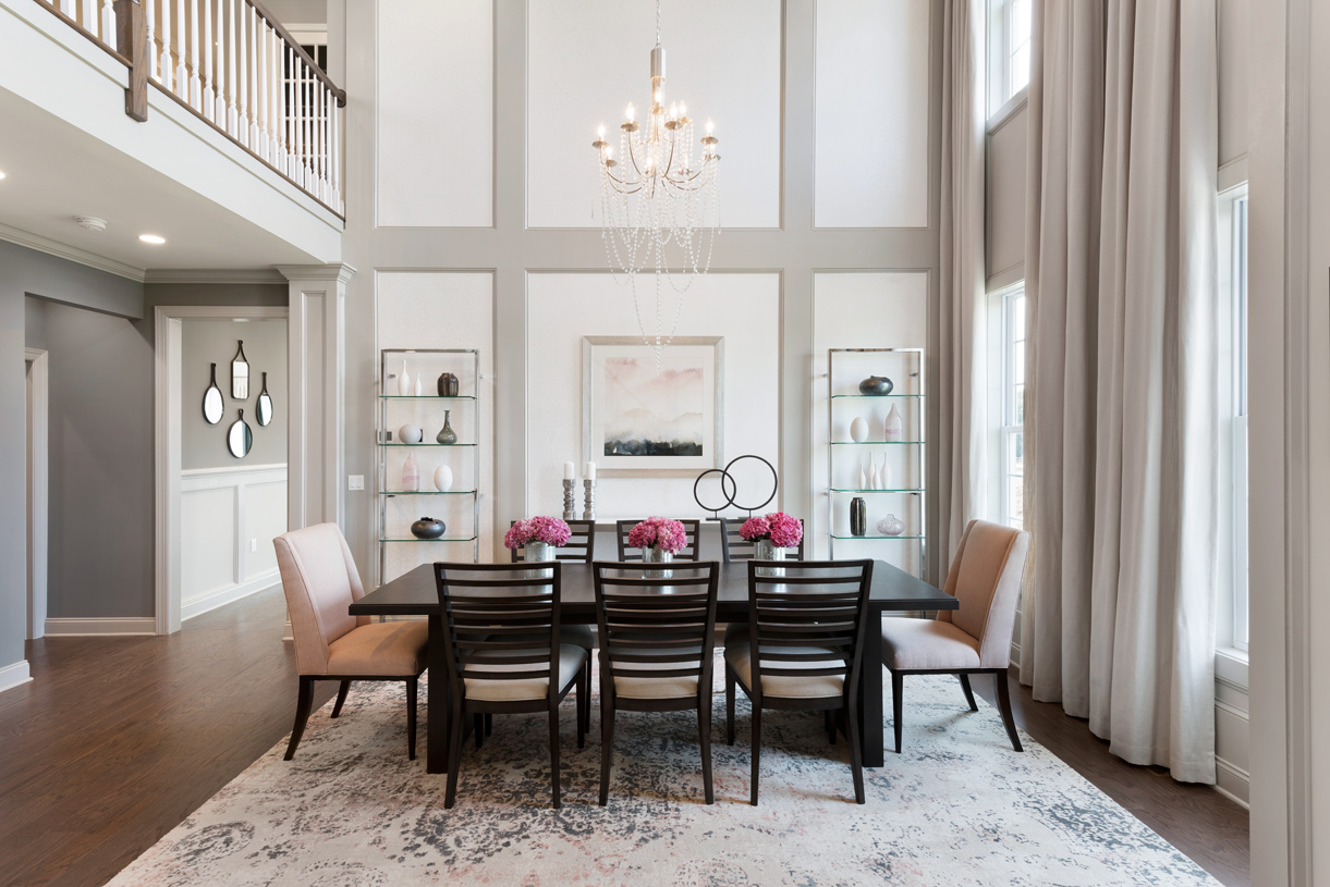 The Blair dining room