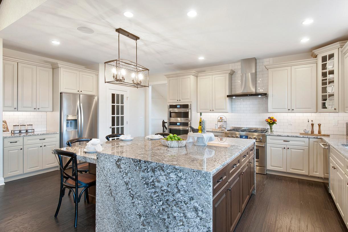 The Ashton kitchen
