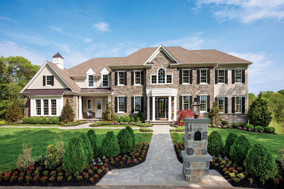 New luxury homes for sale in holmdel nj reserve at holmdel for Model houses in new york