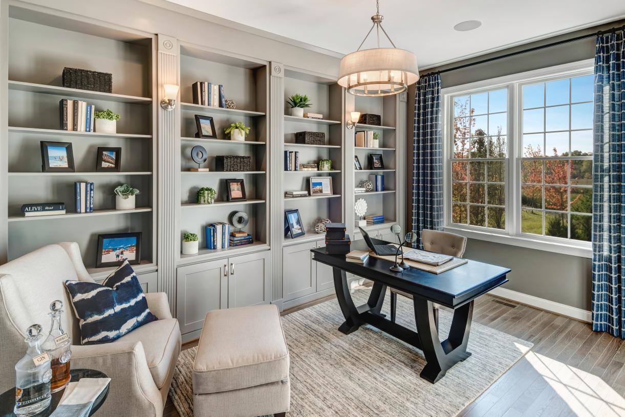 Private home offices