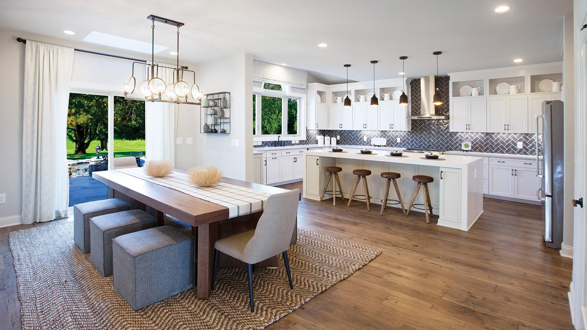 Gorgeous gourmet kitchens designed for entertaining