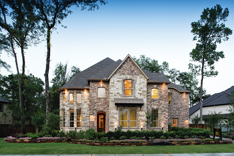 Toll Brothers - Woodson's Reserve - Executive Collection Photo