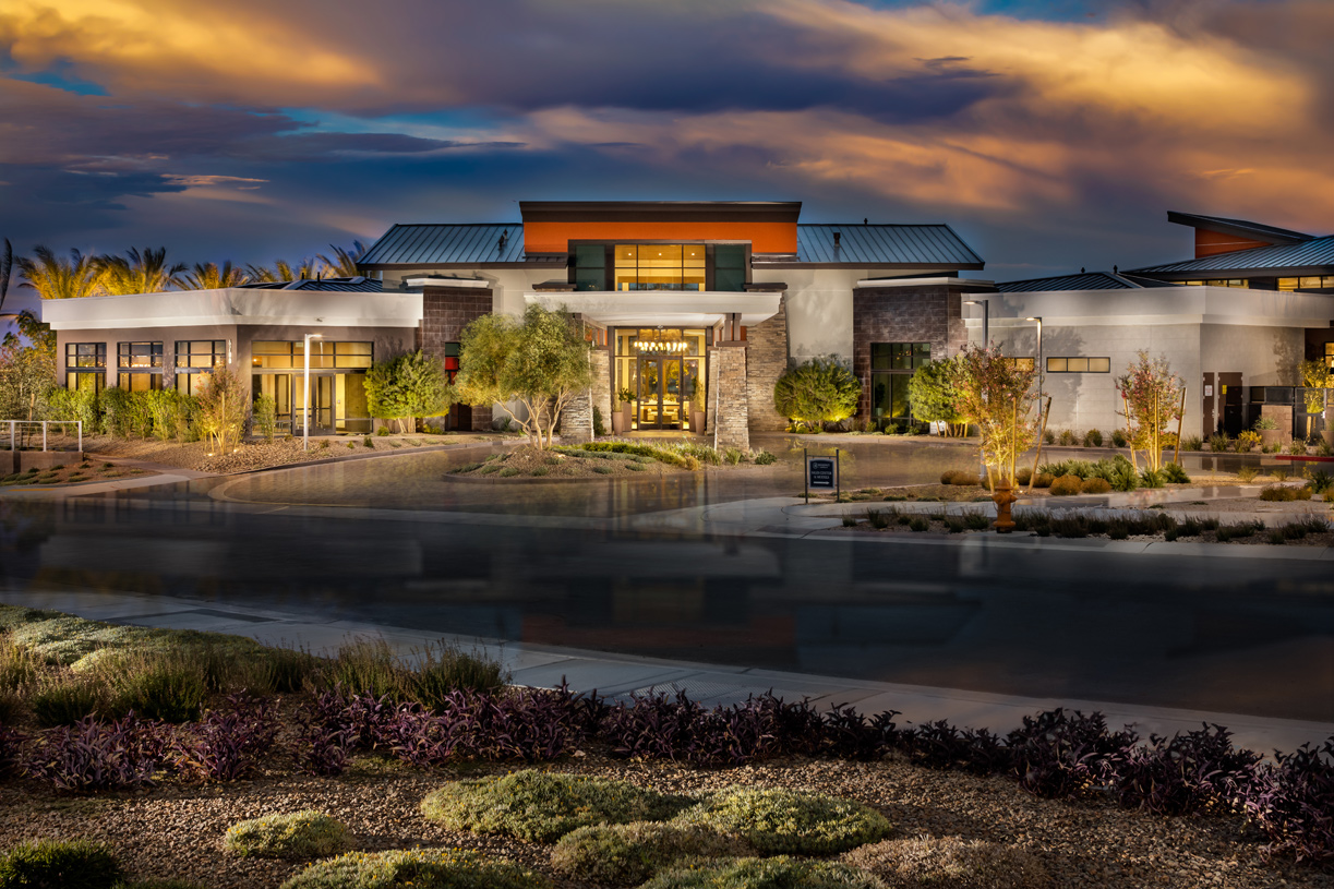 Las Vegas Nv Active Adult Community Summit Collection