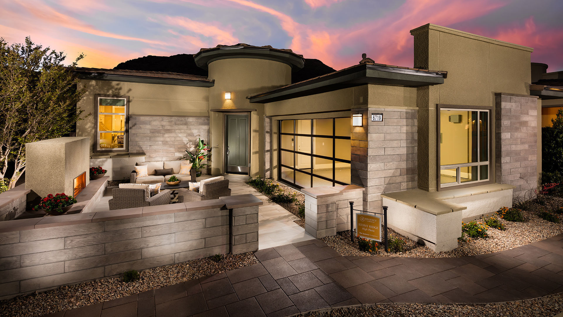 Las Vegas Nv Active Adult Community Regency At Summerlin