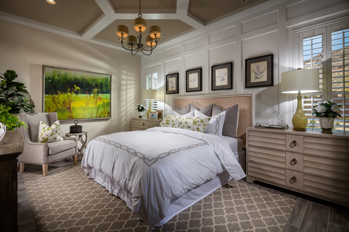 Gorgeous primary bedroom suite