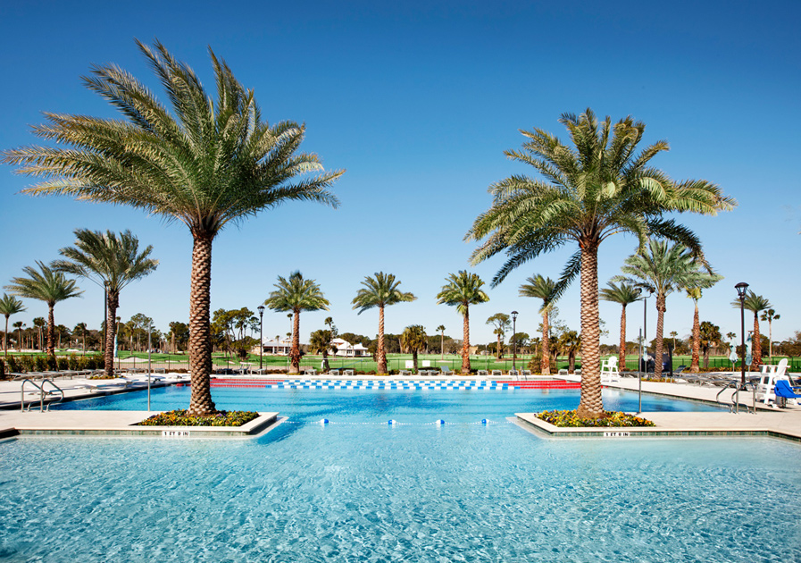 Atlantic beach fl new homes for sale toll brothers at - Tropicana atlantic city swimming pool ...