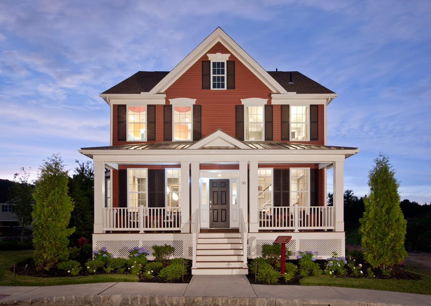 Toll Brothers - Westborough Village - The Enclave Collection Photo