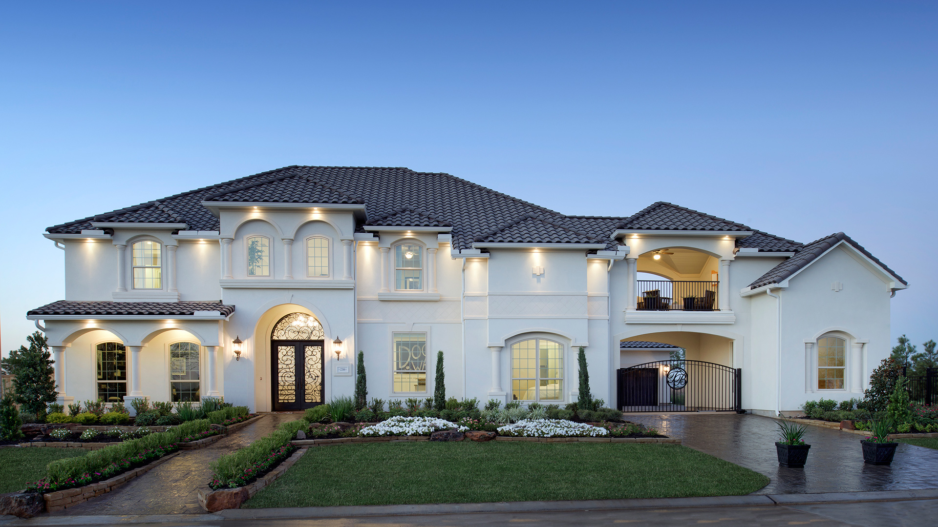 The Venticello Mediterranean Model - Cane Island - Katy, TX