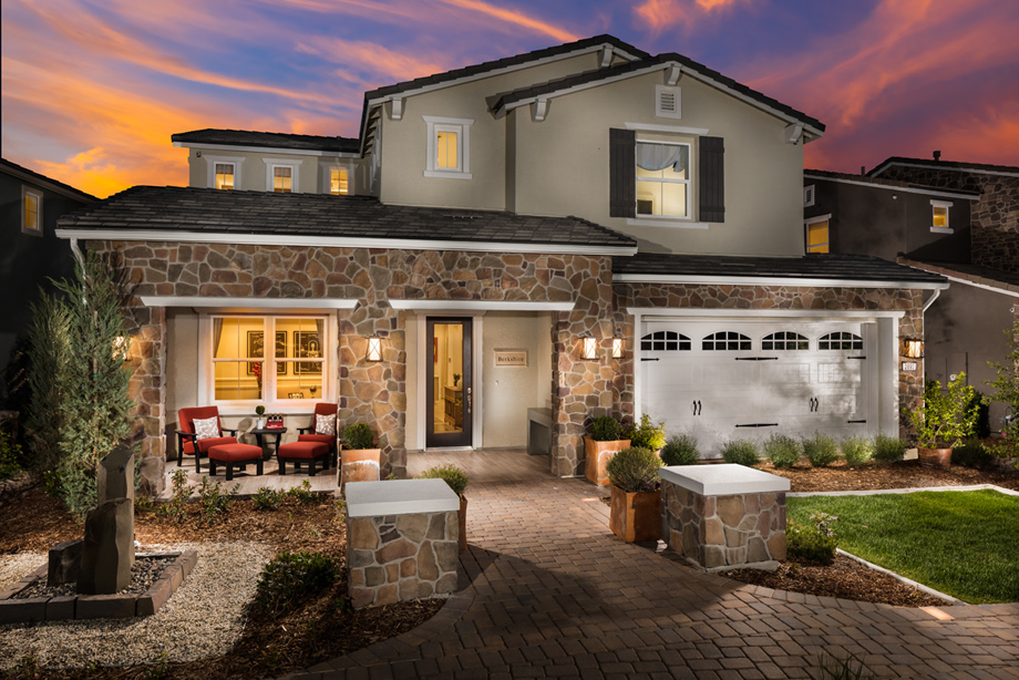 Toll Brothers - Willow Bend at Saddle Ridge Photo