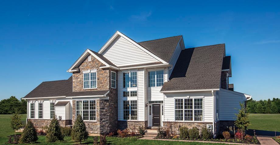 The Bryn Athyn Model Home