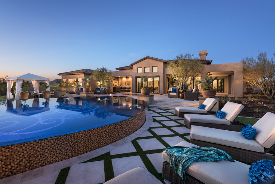 New Homes In Scottsdale AZ New Construction Homes Toll Brothers - Luxury homes in scottsdale az