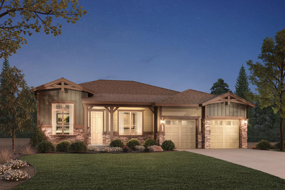Toll Brothers - Toll Brothers at Inspiration - Broomfield Collection Photo