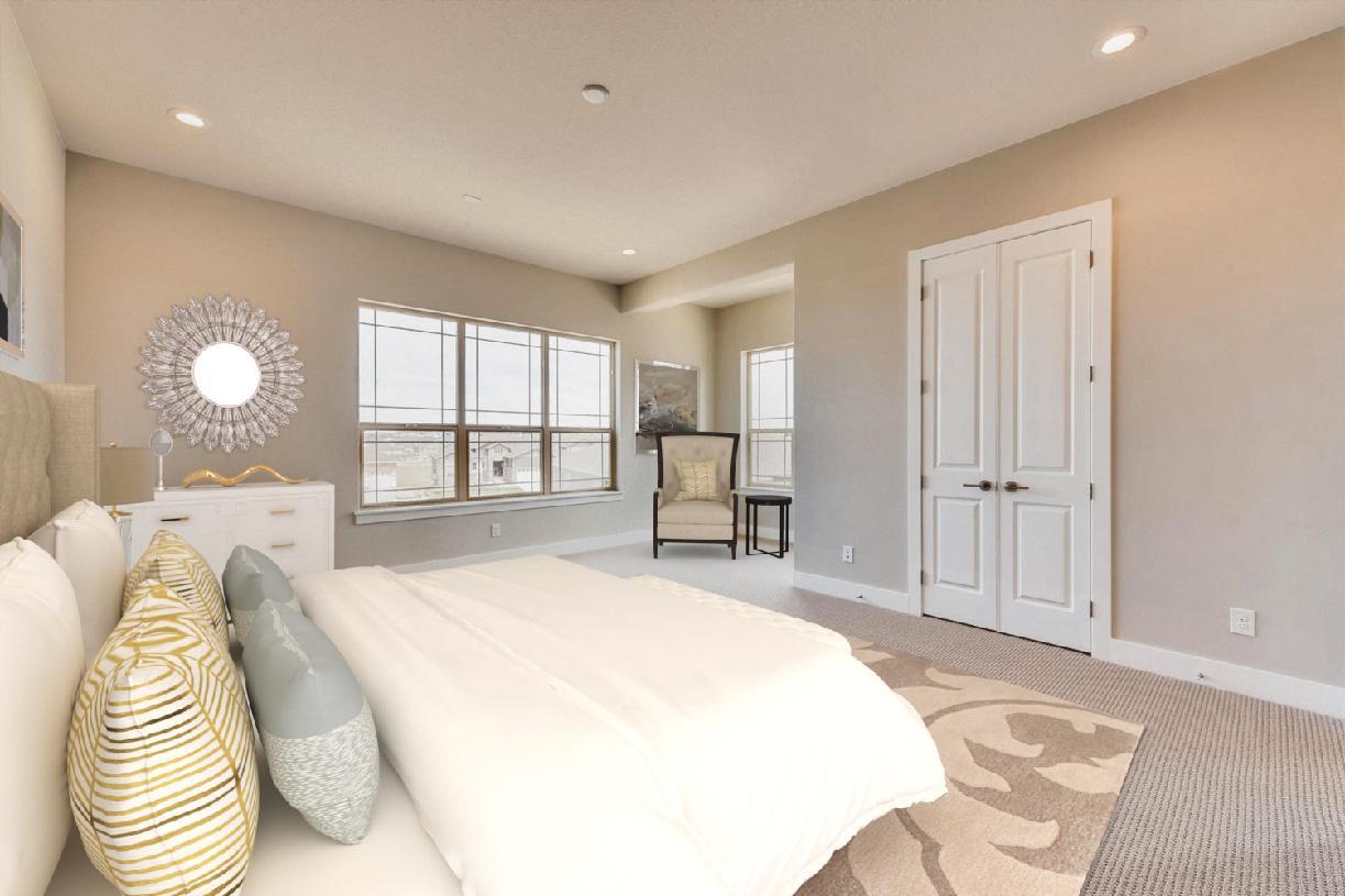 Pendleton primary bedroom