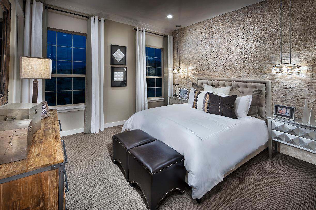 Trelease secondary bedroom
