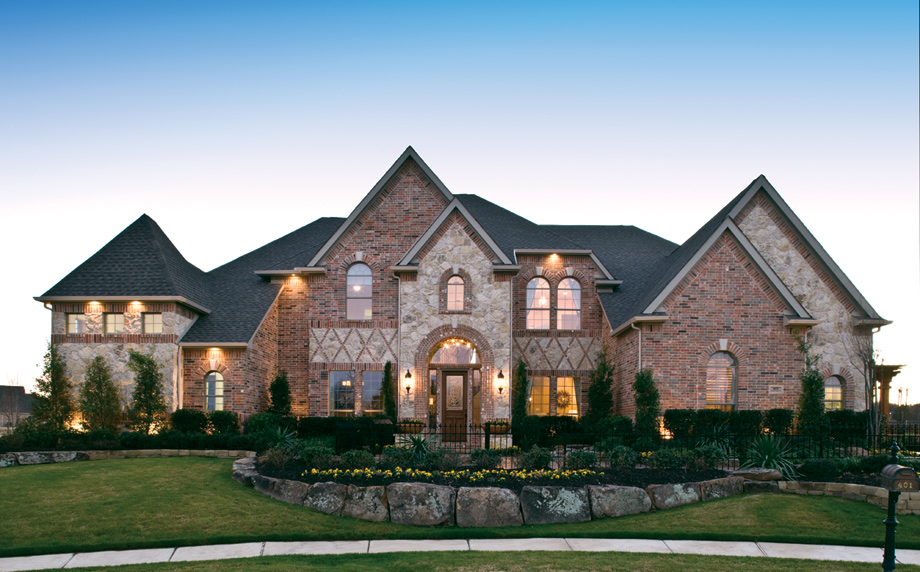 Texas new homes for sale in toll brothers luxury communities for Texas fine home builders