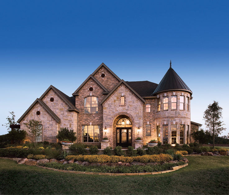 Luxury Lake Homes In Texas: New Luxury Homes For Sale In Southlake, TX
