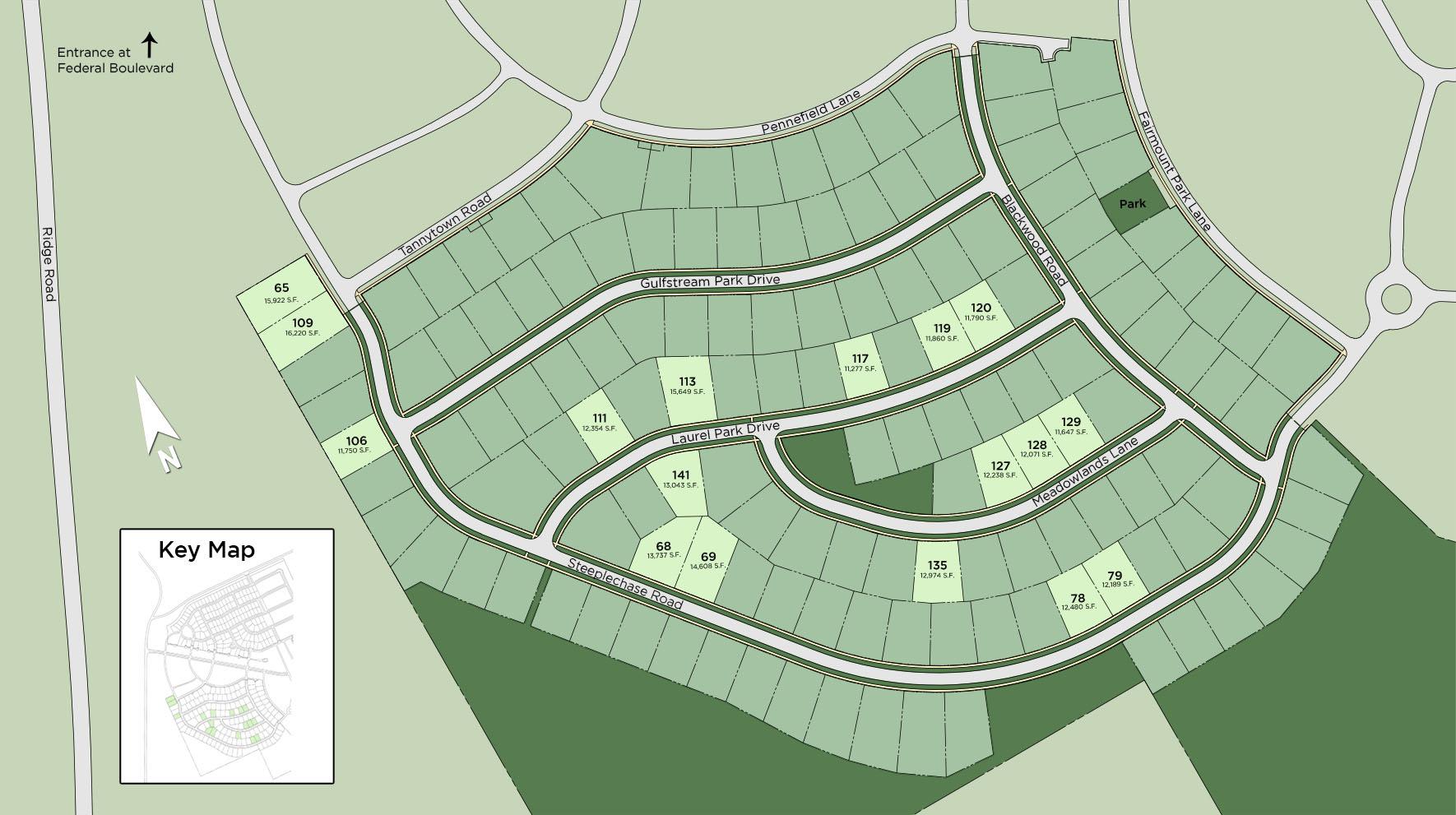 Hamlet Pointe Site Plan
