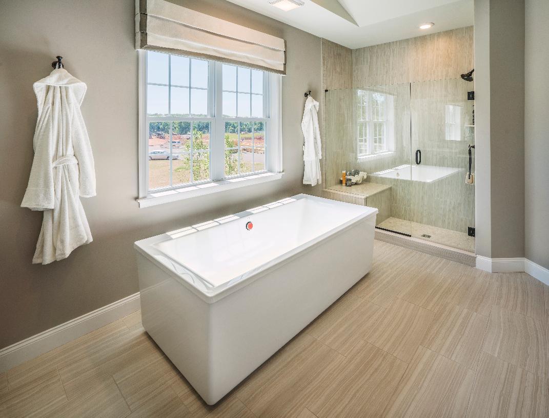 Primary bath alternative view
