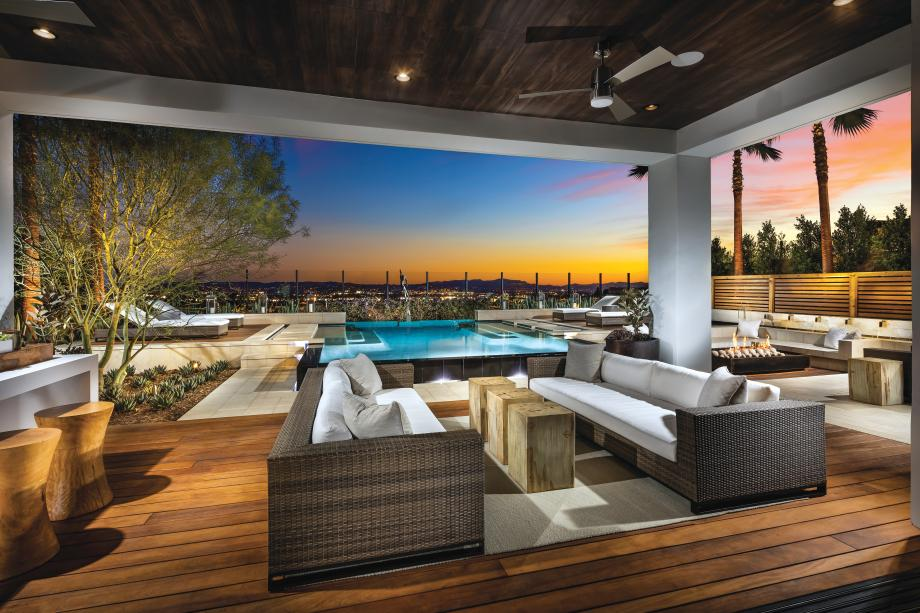 Toll Brothers - Westcliffe at Porter Ranch - Summit Collection Photo