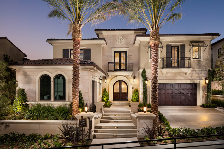 Model home porter ranch