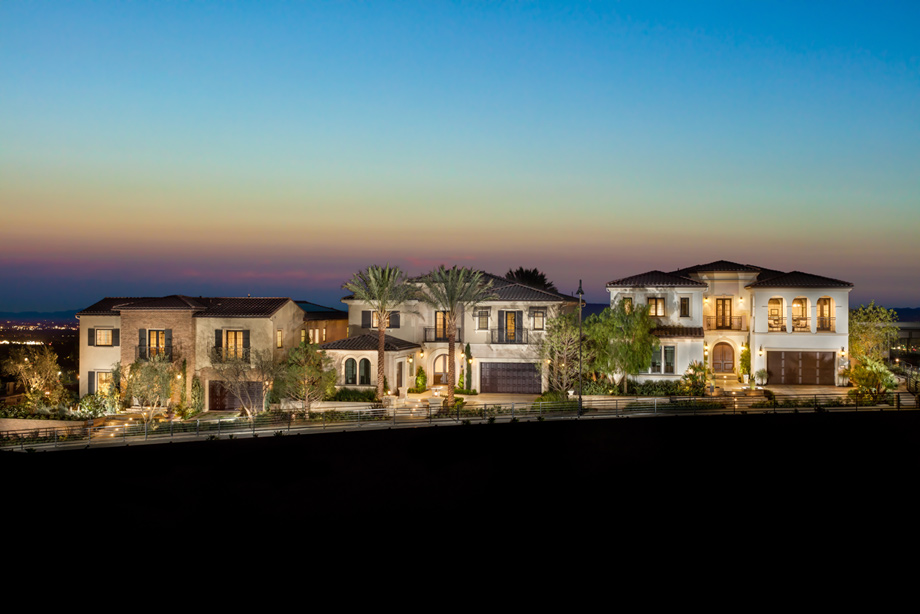 Toll Brothers - Westcliffe at Porter Ranch - Palisades Collection Photo