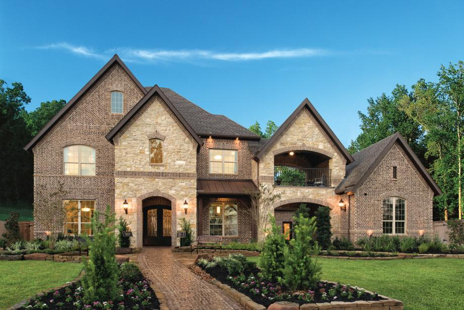 Toll Brothers - Sienna - Village of Sawmill Lake - The Plaza Photo