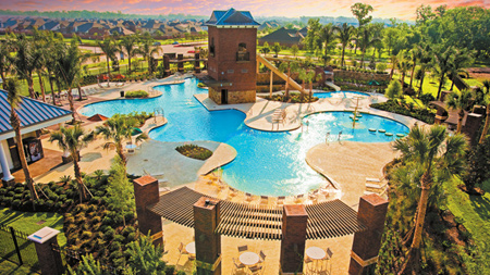 Click to visit the Sienna Plantation - Village of Sawmill Lake - The Plaza's page