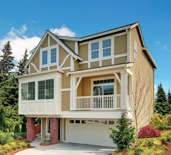 New luxury homes for sale in sammamish wa the overlook for Pictures of three story houses