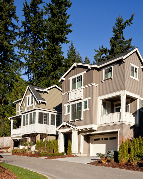 Three Brothers Bungalows: Washington Homes For Sale - 18 New Home Communities