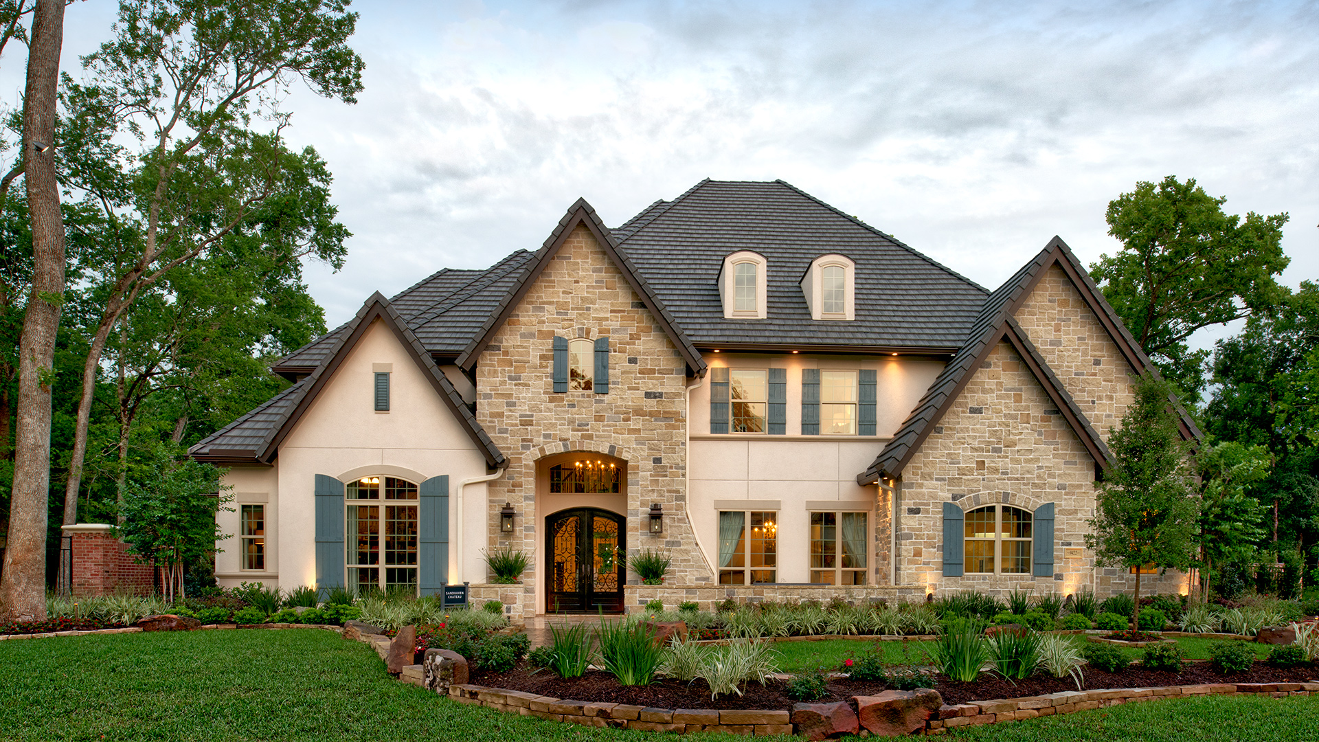Sandhaven Chateau Model Home Now Open - Sienna Plantation - Missouri City, TX